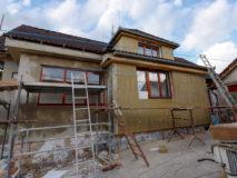 úver na rekonštrukciu domu
