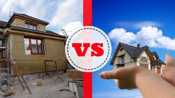 Novostavba vs starší byt - do čoho investovať